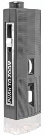 BRESSER 60x - 100x Microscope à Main