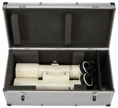 Mallette en Aluminium Vixen pour les Jumelles astronomiques BT125 et 126SS-A