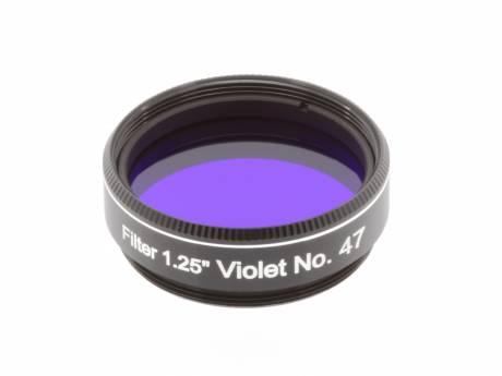 "EXPLORE SCIENTIFIC Filtro 1.25"" violeta nr. 47"
