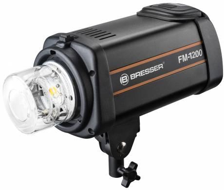 BRESSER FM-1200 Flash de estudio de alta velocidad