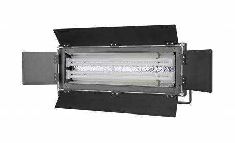 BRESSER MM-07 Lampe de photo/vidéo à la lumière du jour, 2x55W avec variateur