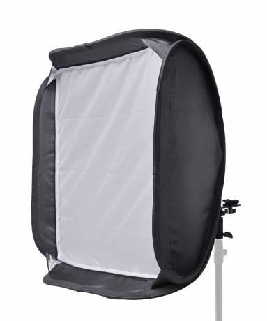 BRESSER SS-14 Caja de luz para flash de cámara 60x60cm