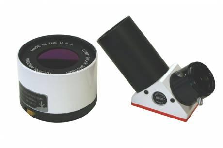 LUNT LS50FHa/B600d2 H-alpha solar filter