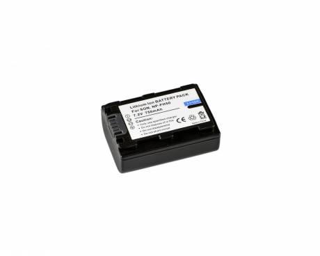 BRESSER Lithium-Ionen Ersatzakku für Sony NP-FH50