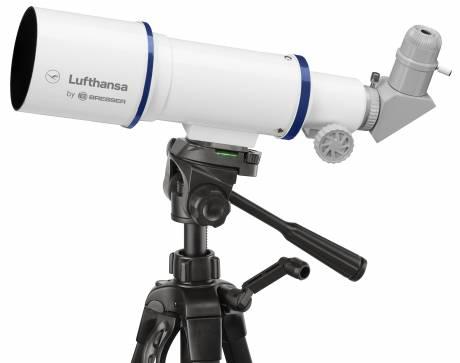 TELESCOPIO DE VIAJE LUFTHANSA 70/350