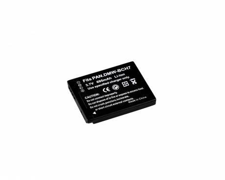 BRESSER Batería de repuesto de iones litio para Panasonic DMW-BCH7E