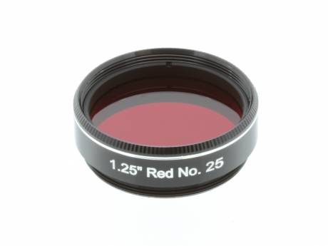 "EXPLORE SCIENTIFIC Filter 1.25"" Red No.25"