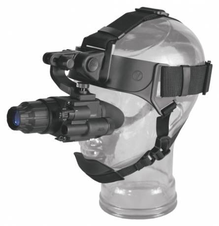 PULSAR Night Vision Scope Challenger GS 1x20 mit Kopfhalterung
