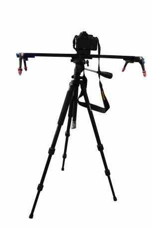 BRESSER MS-8777 Photo/Video camera slider 1.5m