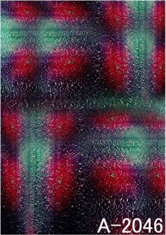 BRESSER BR-A2046 Background Cloth with Motif 1.5x2.6m