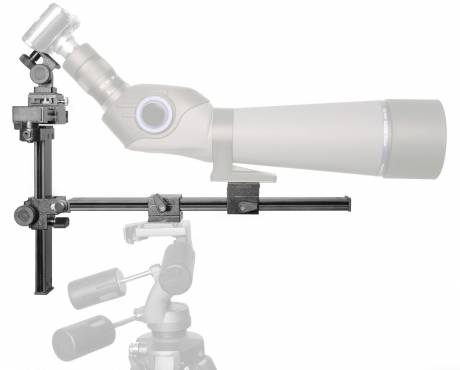 BRESSER Digital Camera Adapter - Deluxe
