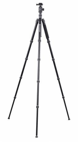 BRESSER BR-7 Field tripod up to 7KG alu/black