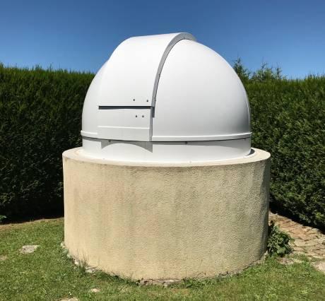 Osservatorio PULSAR 2,2m - versione bassa