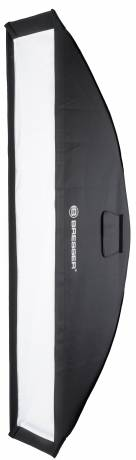 BRESSER SS-9 Softbox Haut Grade 40x140cm avec Grille