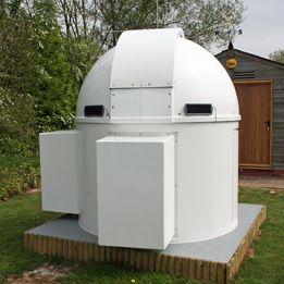 PULSAR BAY für 2.7m Observatorium