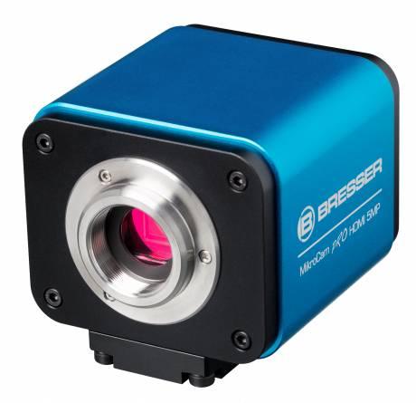 Caméra de Microscope BRESSER MikroCam Pro HDMI 5MP
