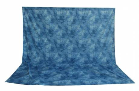 BRESSER BR-6103 washable Background Cloth with Pattern 3x6m