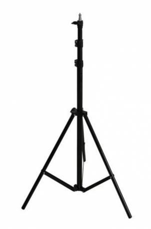 BRESSER BR-TP380 Pied d'Éclairage ultra-résistent 380cm