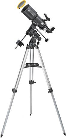 BRESSER Polaris 102/460 EQ3 Telescope with Solar-Filter
