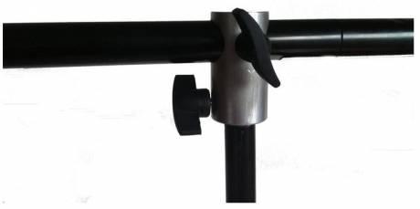 BRESSER BR-120 Adaptateur Trépied + tige 120cm