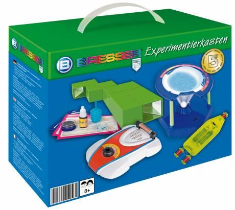 BRESSER JUNIOR Experimentierkasten 5er Set