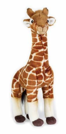 Giraffa di peluche NATIONAL GEOGRAPHIC