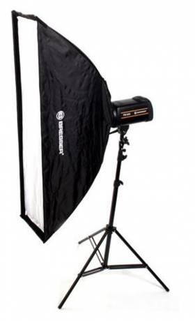 Softbox de type parapluie BRESSER SS-10 30x120cm