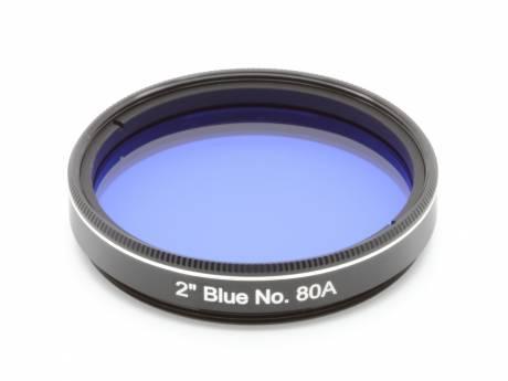 "EXPLORE SCIENTIFIC Filter 2"" Blau Nr.80A"