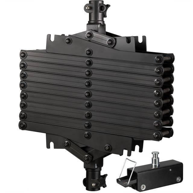 BRESSER Pantograf/Schere für Deckenschienensystem