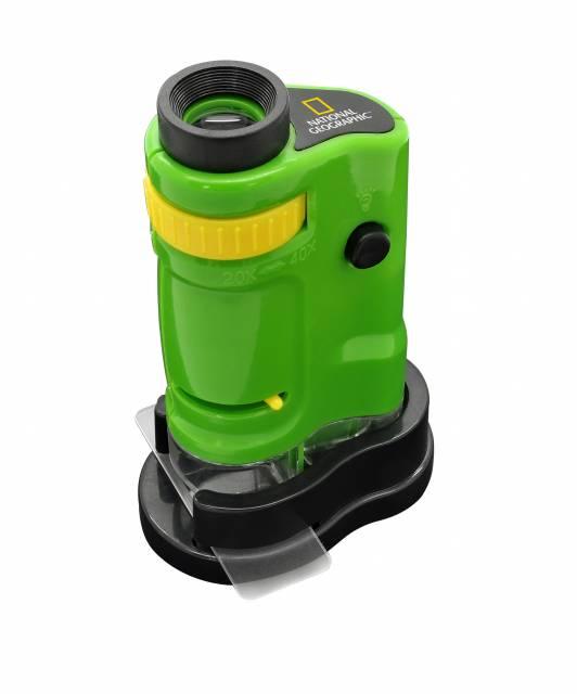 NATIONAL GEOGRAPHIC Kompaktes Handmikroskop