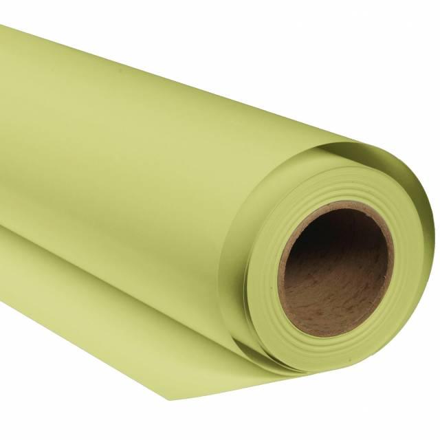 BRESSER SBP19 Papierhintergrundrolle 1,36 x 11m Tropisch Grün