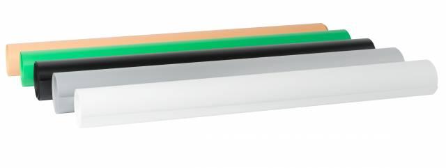 Kit di 5 Fondale BRESSER BR-PVC-1 per Tavolo di Ripresa 68x130cm
