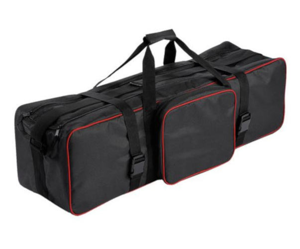 BRESSER BR-B98 Padded Studio Bag, 98 x 29 x 29 cm with Removable Dividers