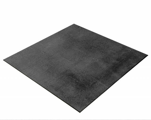 Sfondo BRESSER Flat Lay per Foto dall'Alto 60 x 60 cm Colore Tessuto Nero/Grigio