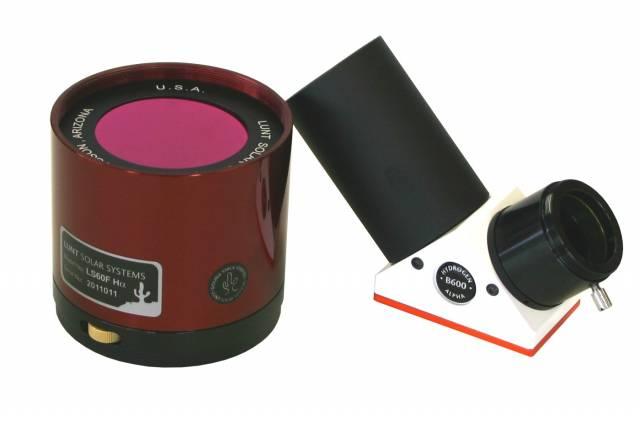 Filtro solare LUNT LS60FHa/B600d2 H-Alpha