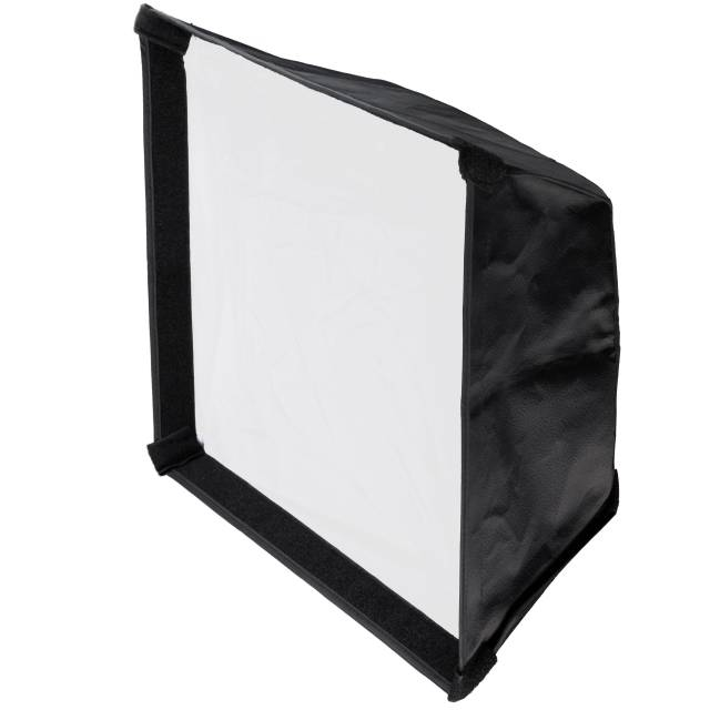 BRESSER Softbox and Honeycomb Grid for BR-S36B PRO Bi-Colour LED Panel Lamp 36W