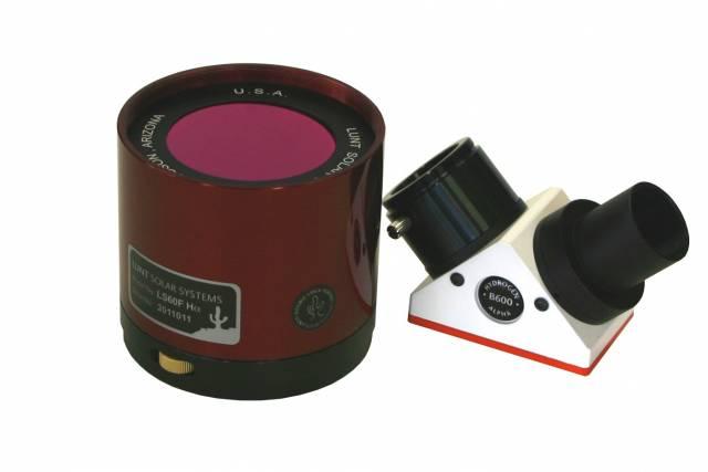 Filtro solare LUNT LS60FHa/B600d1 H-Alpha
