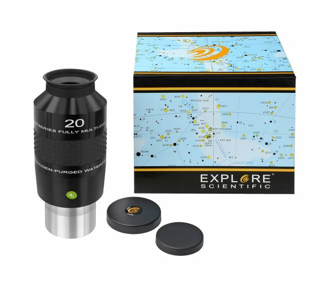 "EXPLORE SCIENTIFIC 100° N2 Ocular 20mm (2"")"