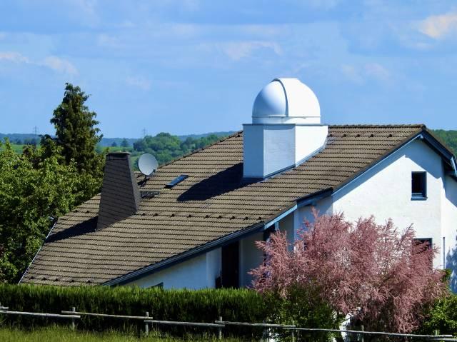 Observatorio PULSAR de 2,7m - construcción baja
