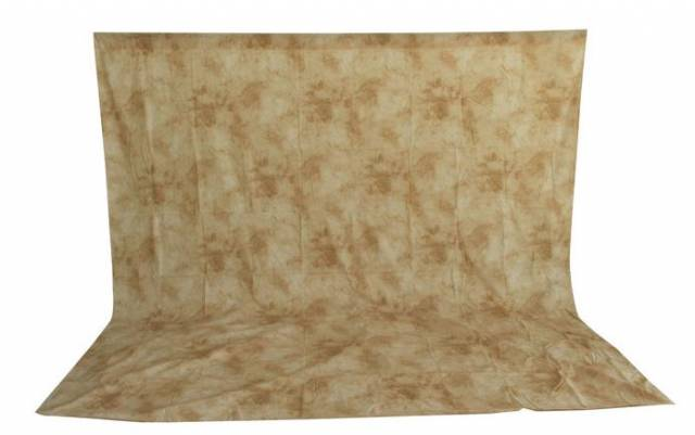 BRESSER BR-6107 washable Background Cloth with Pattern 3x6m