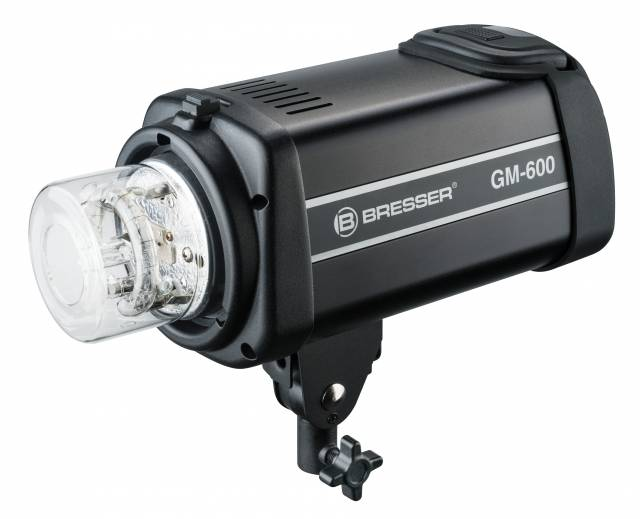 BRESSER GM-600 digital studio flash