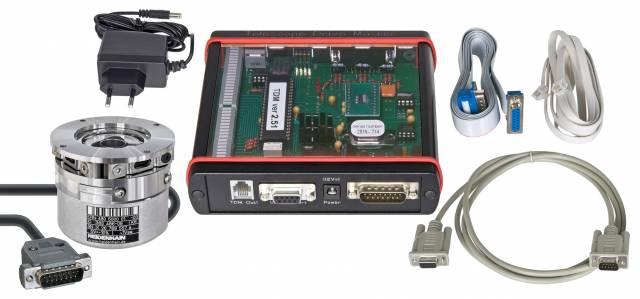 EXPLORE SCIENTIFIC TDM Tracking unit