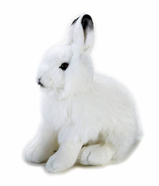 NATIONAL GEOGRAPHIC Plush Polar Hare