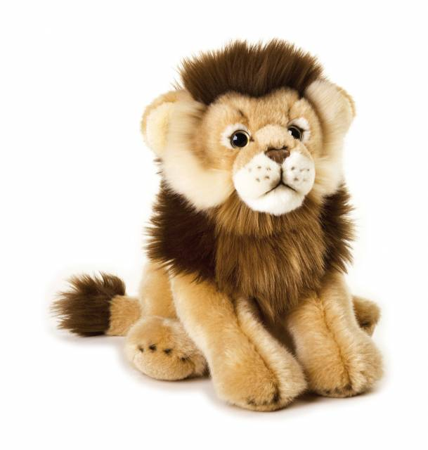 NATIONAL GEOGRAPHIC Plush-Toy Lion