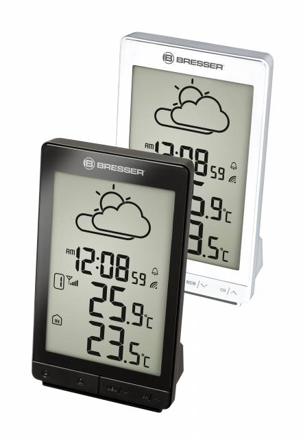 BRESSER TemeoTrend STX RC Weather Forecast Station