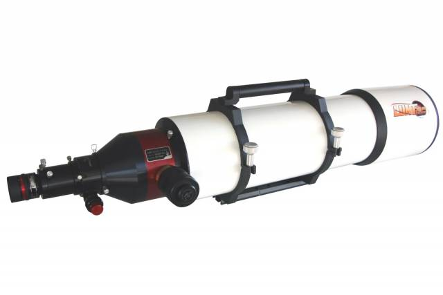 Lunt 152mm Ha B3400 BF Feather-Touch Telescopio