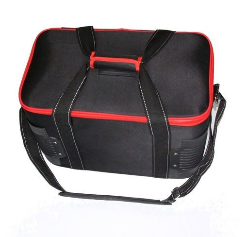 Valigetta BRESSER BR-C48 di medie dimensioni per trasportare accessori da studio 48x28x30cm