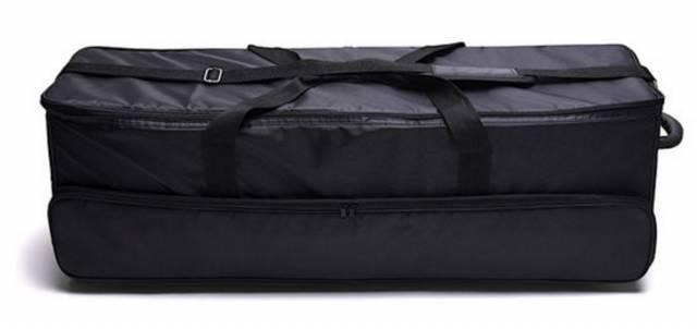 BRESSER B-4 Studiotasche mit Rollen und ausziehbarem Griff