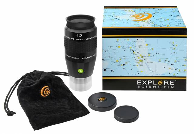 Explore Scientific 92° LER Eyepiece 12mm