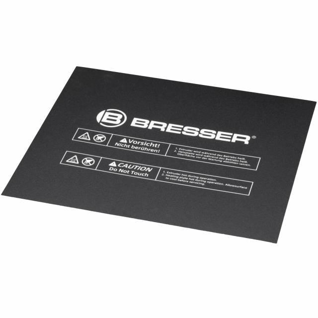 BRESSER Replacement build platform for REX II 3D printer (item no. 2010200)